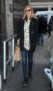 Fearne Cotton Leaving BBC Radio One in London 01-02-2011