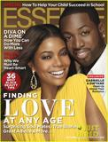Gabrielle Union and Dwyane Wade Essence February 2012