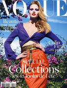 Lara Stone - Vogue France - Feb 2011 (x1)