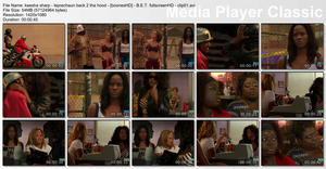 "KEESHA SHARP - ""Leprechaun:  Back 2 tha Hood"""