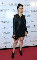 Shiri Appleby @ The Grand Opening Of Marquee Nightclub in Las Vegas - Dec. 30, 2010 (x3)
