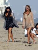 Nicky Hilton | On the Beach in Malibu | July 30 | 10 leggy pics