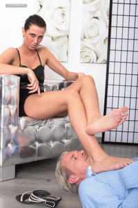 German mistress feet