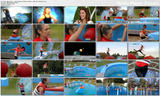 Adele Silva - Total Wipeout Celebrity Special - 26th Dec 09