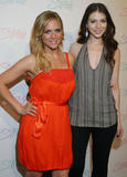 Brittany Snow and Michelle Trachtenberg at Stride Gum's 3rd Annual Celebration of the longest day of the year in Los Angeles