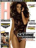 revista H Sabine Moussier