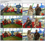 Edith Bowman and Jo Whiley - Radio 1s Big Weekend 10-05-08
