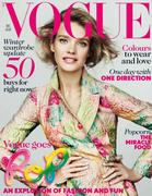 Natalia Vodianova - Vogue UK - Dec 2012 (x12)