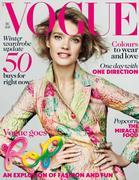 Natalia Vodianova - Vogue UK - Dec 2012 (x12)