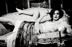 Keira Knightley - Ellen Von Unwerth Photoshoot