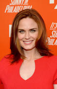 Emily Deschanel- FXX Network Launch Party in Hollywood 09/04/13 (HQ)