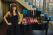 Inside Debby Ryan's Closet- Boots & Shoes-1 pic