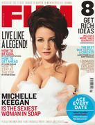 Michelle Keegan FHM - Celebsgossip