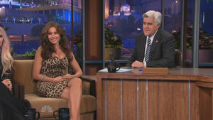 Sofia Vergara - The Tonight Show with Jay Leno (2011), 720p