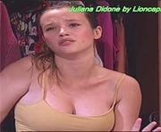 Juliana Didone sensual em Malhação