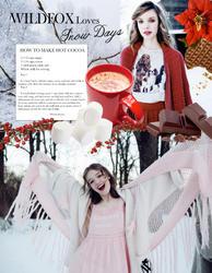 Isabella Oberg - Wildfox - Snow Days -x