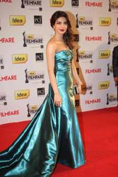 Priyanka Chopra - 58th Annual Filmfare Awards 2013 at Yash Raj Studios in Mumbai on January 20, 2013